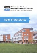 35th International Conference Mathematical Methods in Economics