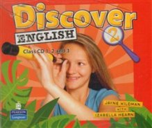 Discover English 2 Class CD - Izabella Hearn