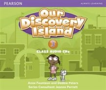 Our Discovery Island 3 Audio CD - Anne Feunteun, Debbie Peters