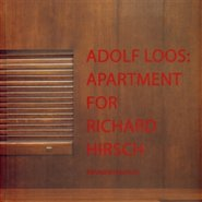 Adolf Loos: Apartment for Richard Hirsch - Burkhardt Rukschcio