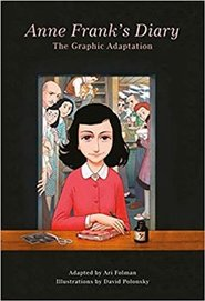 Anne Frank´s Diary: The Graphic Adaptation - Ari Folman