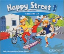 Happy Street 3rd Edition 1 Class Audio CDs (3) - Stella Maidment, Lorena Roberts
